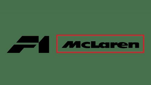 McLaren F1 Logo