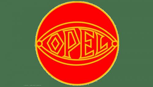 Opel Logo-1928-37