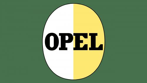 Opel Logo-1937-50