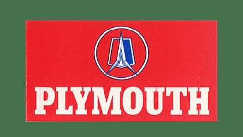 Plymouth Logo-1961
