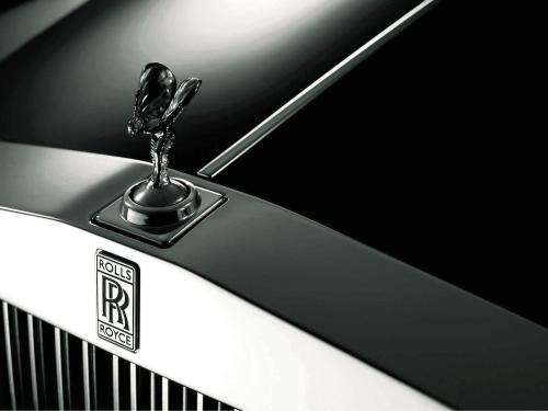Rolls-Royce Embleme