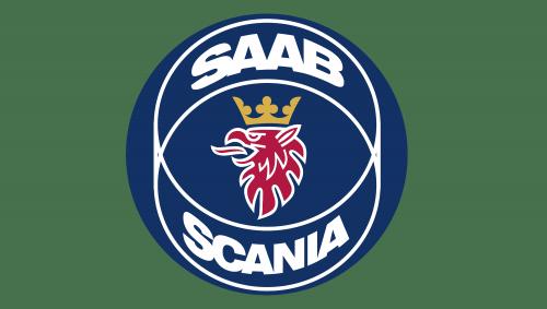Saab Logo-1974