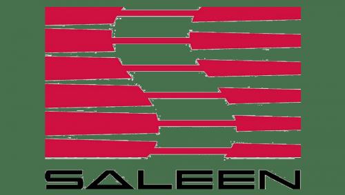 Saleen Embleme