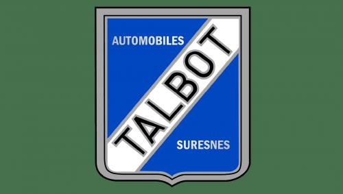 Talbot Logo-1954
