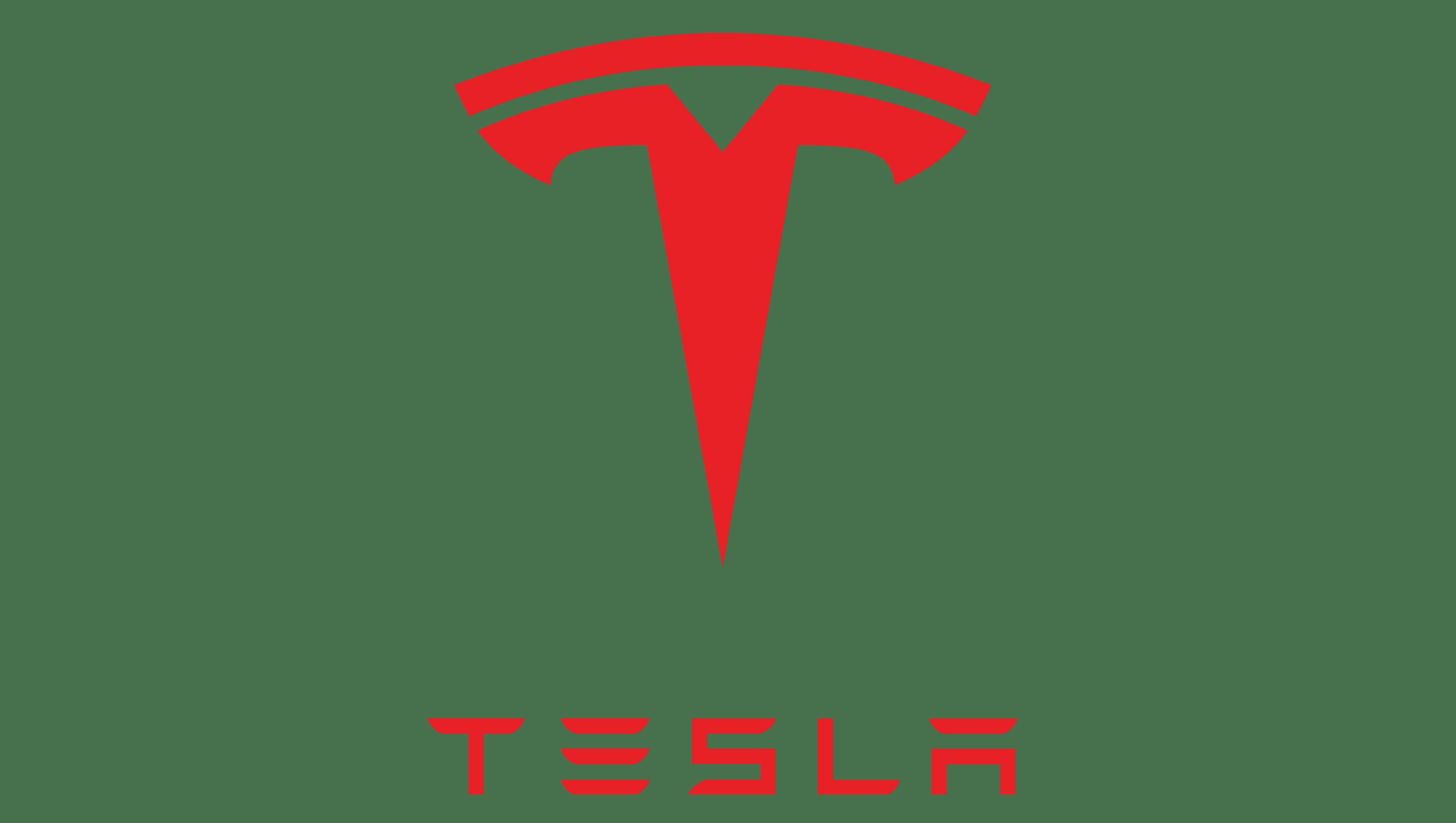 Tesla Logo - Marques et logos: histoire et signification   PNG