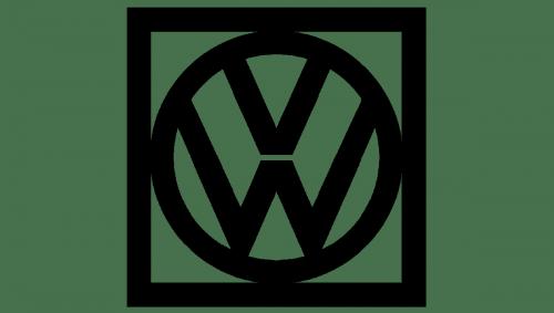 Volkswagen Logo-1960