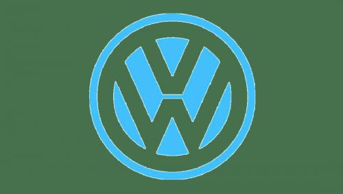 Volkswagen Logo-1989