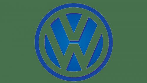 Volkswagen Logo-1999