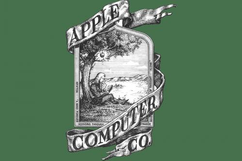 Apple Logo 1976
