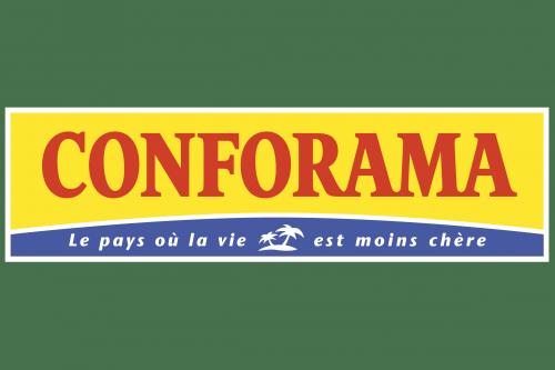 Conforama Logo 1987