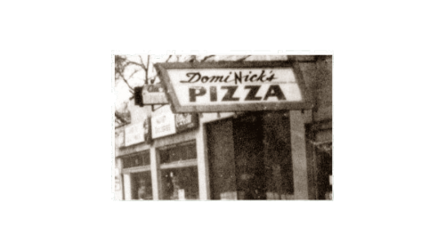 Domino's Pizza Logo-1960