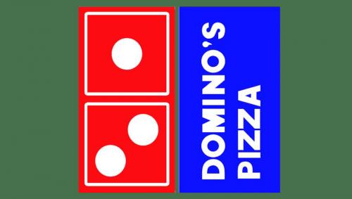 Domino's Pizza Logo-1975