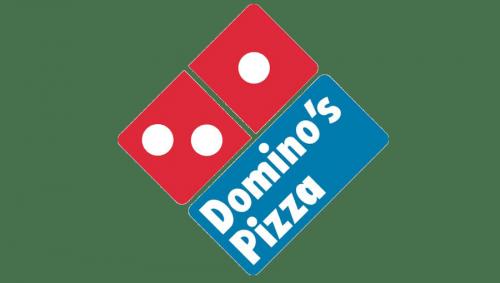 Domino's Pizza Logo-1996