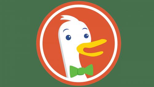 DuckDuckGo Embleme