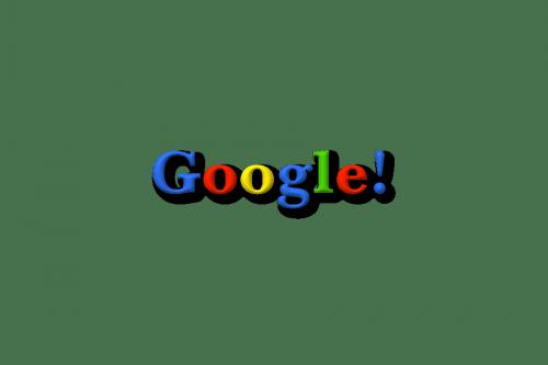 Google Logo 19982