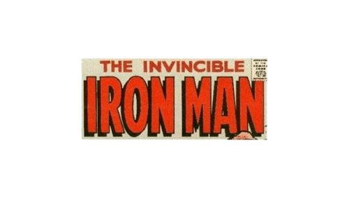 Iron Man Logo-1968