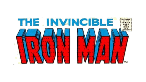 Iron Man Logo-1969