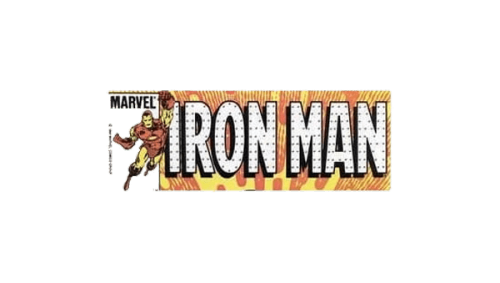 Iron Man Logo-1984