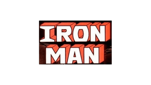 Iron Man Logo-1985