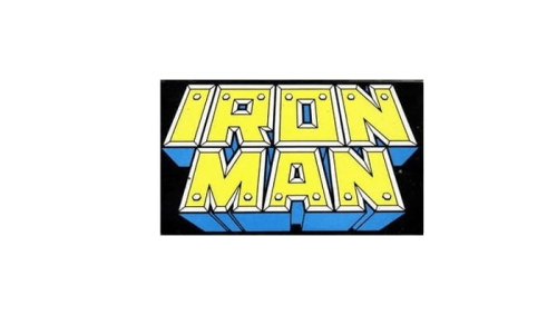 Iron Man Logo-1988