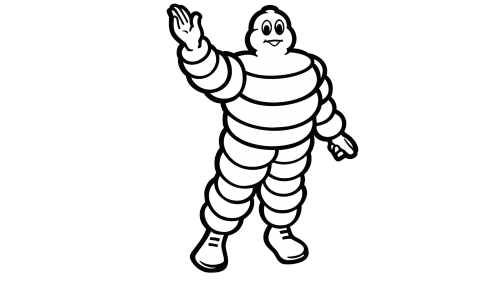 Michelin Symbole