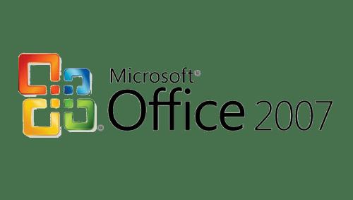 Microsoft Office Logo-2007