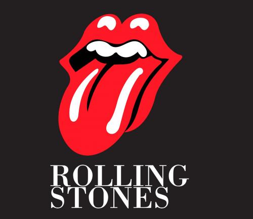 Rolling Stones Symbole