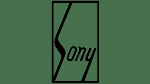 Sony Logo-1955