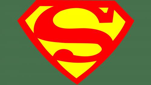 Superman Logo-1944-55