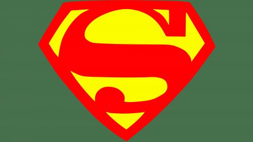 Superman Logo-1955