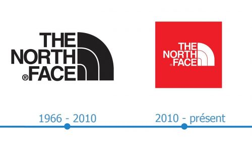 The North Face Logo histoire