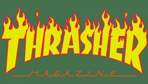 Thrasher Embleme