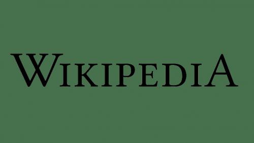 Wikipedia Font Logo