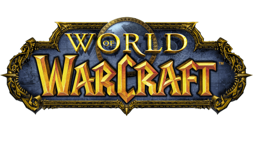 World of Warcraft Logo-2004
