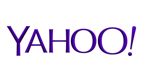 Yahoo Font Logo