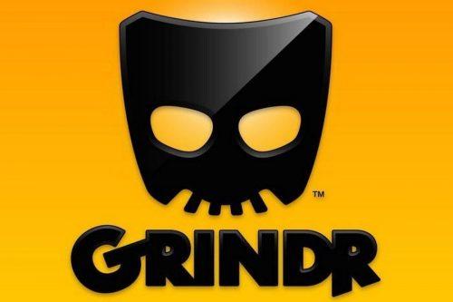 Grindr logo 2009