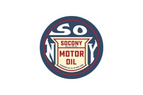 Mobil Logo 1942
