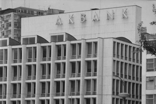 Akbank Logo old