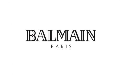 Balmain Logo 1945