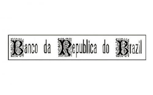 Banco do Brasil Logo 1892