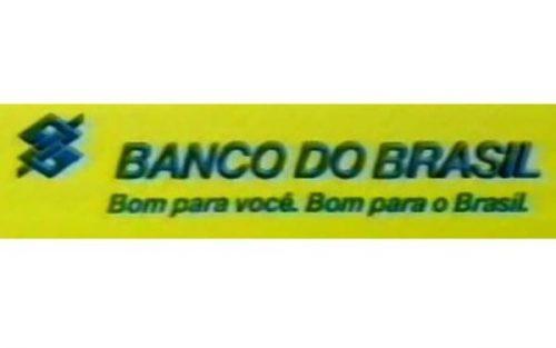 Banco do Brasil Logo 1992