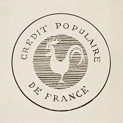 Banque Populaire Logo 1918