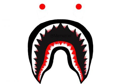 Bape Shark Logo