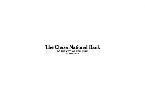 Chase Logo 1877