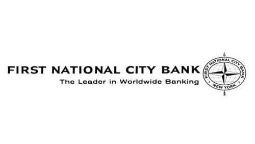 Citibank Logo 1962