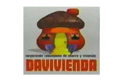 Davivienda Logo 1987