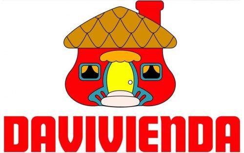 Davivienda Logo 1997