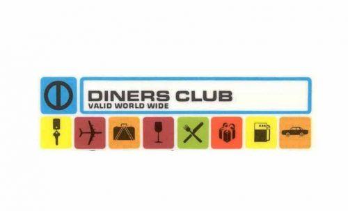 Diners Club International Logo 1967