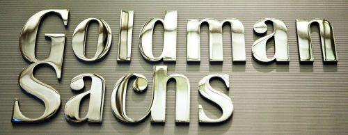 Goldman Sachs Logo histoire