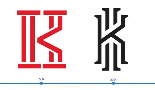 Kyrie Irving Logo histoire